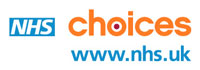 NHS Choices website logo